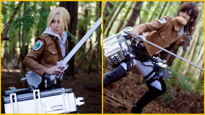 Cosplayer Giappone
