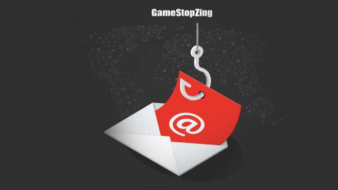 GameStop Phishing