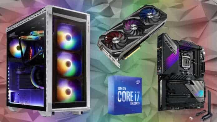 PC Gaming 4K Build febbraio 2021