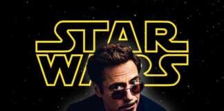 Robert Downey Jr Star Wars