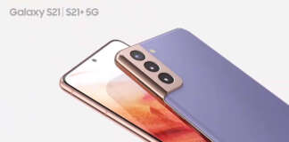 Samsung Galaxy S21 5G Samsung Galaxy S21+ 5G Samsung Galaxy S21 Ultra 5G