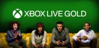 Xbox Live Gold Xbox Series S Xbox Series X Microsoft