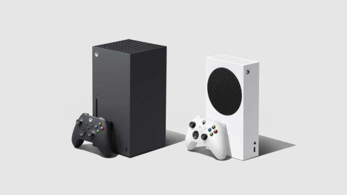 Xbox Series X Xbox Series S Microsoft