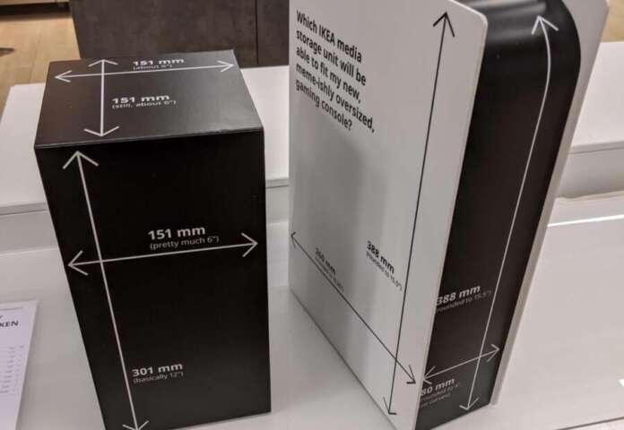playstation 5 xbox series x ikea