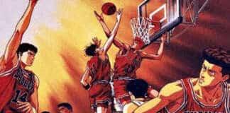 slam dunk anime manga