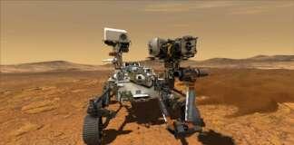 NASA Rover Perseverance Marte 2021 11