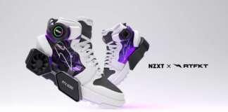 NZXT case scarpa RTX 3080