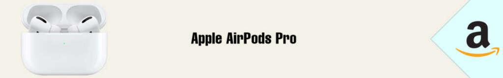 Banner Amazon Apple AirPods Pro