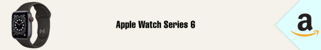 Banner Amazon Apple Watch Series 6