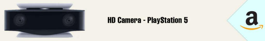 Banner Amazon HD Camera PS5