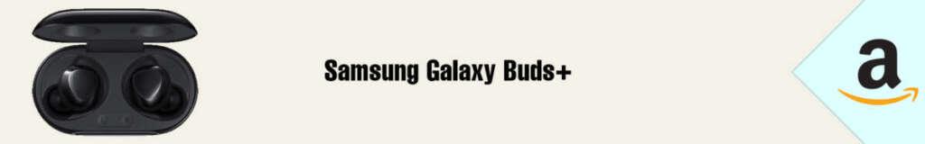 Banner Amazon Samsung Galaxy Buds+