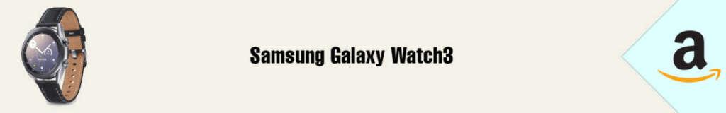 Banner Amazon Samsung Galaxy Watch3