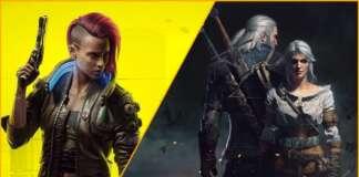 Cyberpunk 2077 The Witcher 3 CD Projekt RED