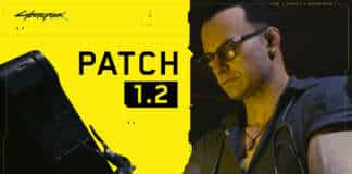 Cyberpunk 2077 patch 1.2 out