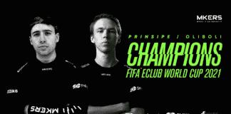 FIFA 21 Mkers Campione mondiale FIFA eClub World Cup