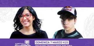 Ministro delle Politiche Giovanili Fabiana Dadone Twitch Riccardo Reynor Romiti Starcraft 2