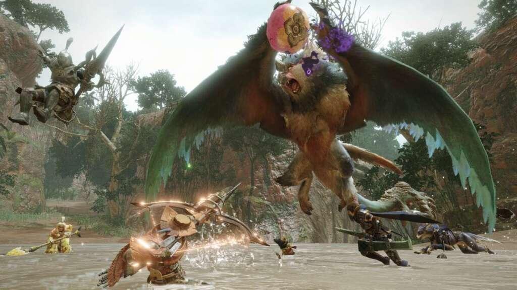 Monster Hunter Rise 7