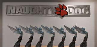Naughty Dog The Last of Us Part 2 TGA 2020 premi