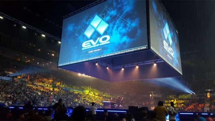 Sony Interactive Entertainment Evolution Championship Series Evo