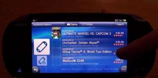 Sony store PS3 PSP PS Vita