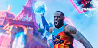 Space Jam A new Legacy LeBron James 2