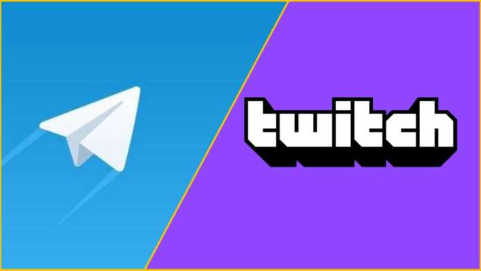 Telegram vs Twitch