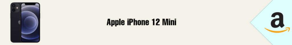 Banner Amazon Apple iPhone 12 Mini