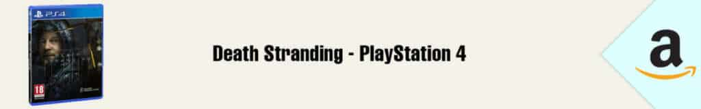 Banner Amazon Death Stranding PS4