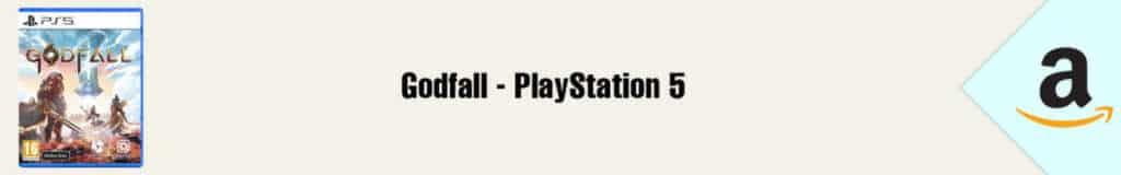 Banner Amazon Godfall PS5