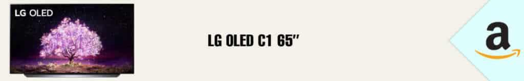 Banner Amazon LG OLED C1 65