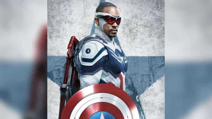 Captain America The Falcon And The Winter Soldier 2