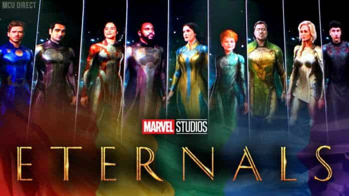 Marvel's Studio Eternals