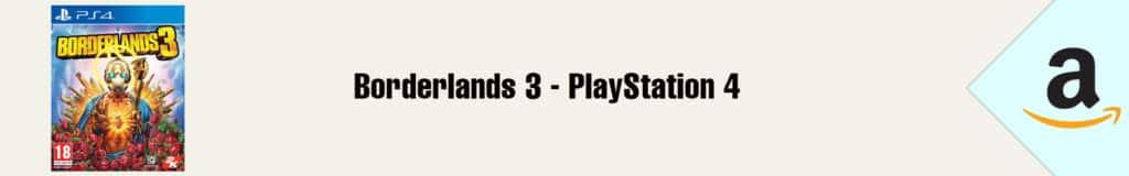 Banner Amazon Borderlands 3 PS4