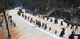 Berserk Kentaro Miura omaggiato dai giocatori di Final Fantasy 14
