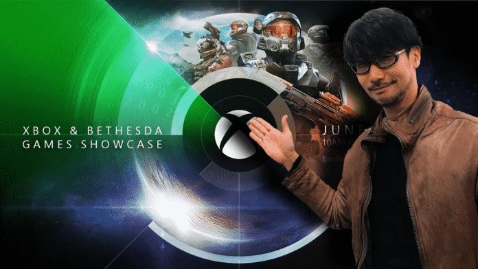 Hideo Kojima Xbox Bethesda conferenza E3 2021