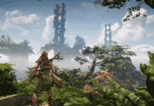 Horizon Forbidden West Gameplay PS5 PlayStation 5 Guerrilla Games