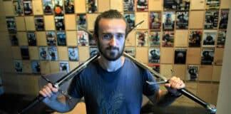 Konrad Tomaszkiewicz The Witcher 3 CD Projekt