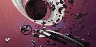 No Man's Sky SSV Normandy SR-1 Mass Effect Legendary Edition