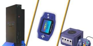 PlayStation 2 Game Boy Advance Gamecube