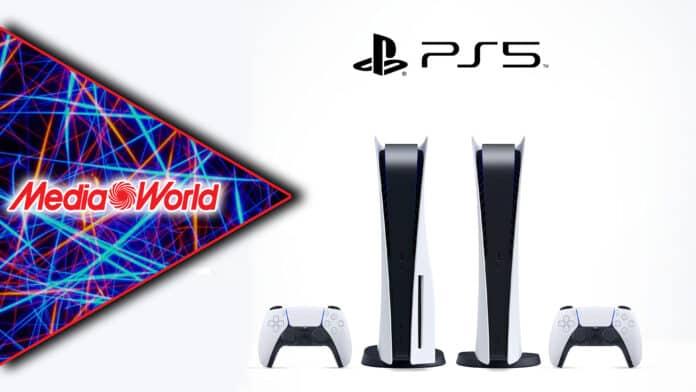 PlayStation 5 MediaWorld