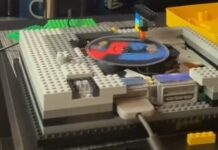 PlayStation-di-LEGO