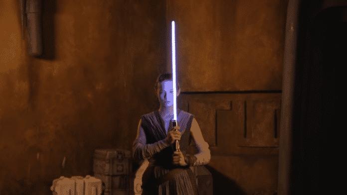 Star Wars Galactic Starcruiser Lightsaber Disney
