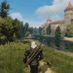 The Witcher 3 Wild Hunt mod NVIDIA RTX 3090