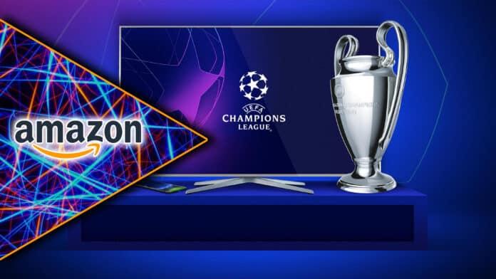 UEFA Champions League Amazon Prime Video