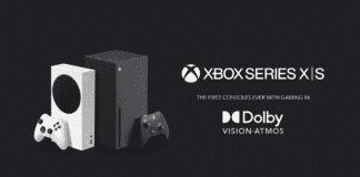 Xbox Series X Xbox Series S Dolby Vision Dolby Atmos