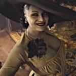 Resident Evil 8 Village Lady Dimitrescu sexy