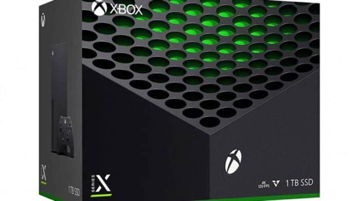 Xbox Serie X Confezione console