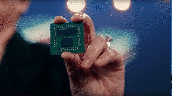 AMD CPU 3D V-Cache Memory 1