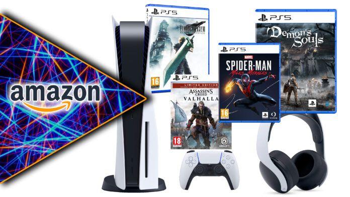 Amazon Prime Day 2021 Offerte PlayStation 5