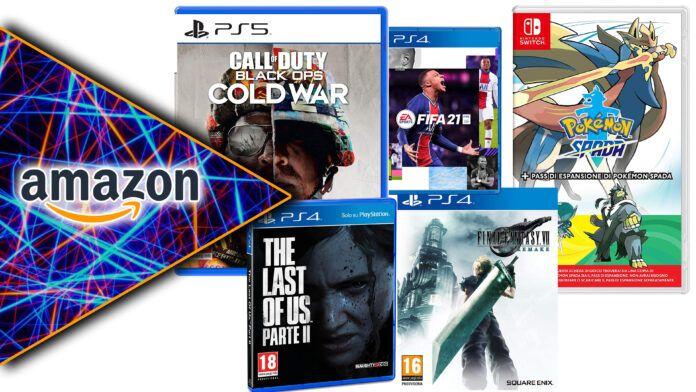 Amazon Prime Day 2021 Offerte Videogiochi